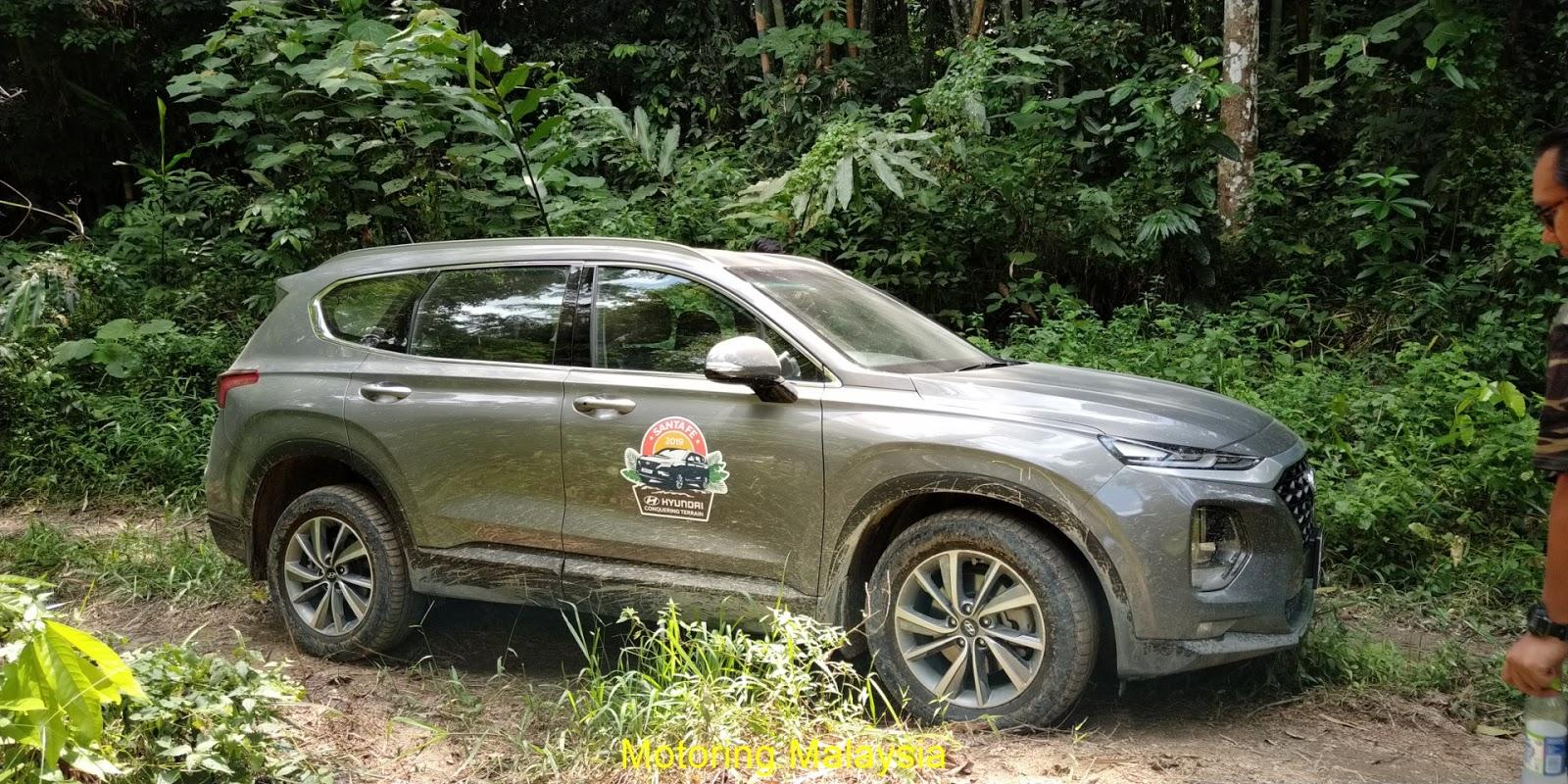 Motoring Malaysia Video Test Drive Of The 2019 Hyundai Santa Fe