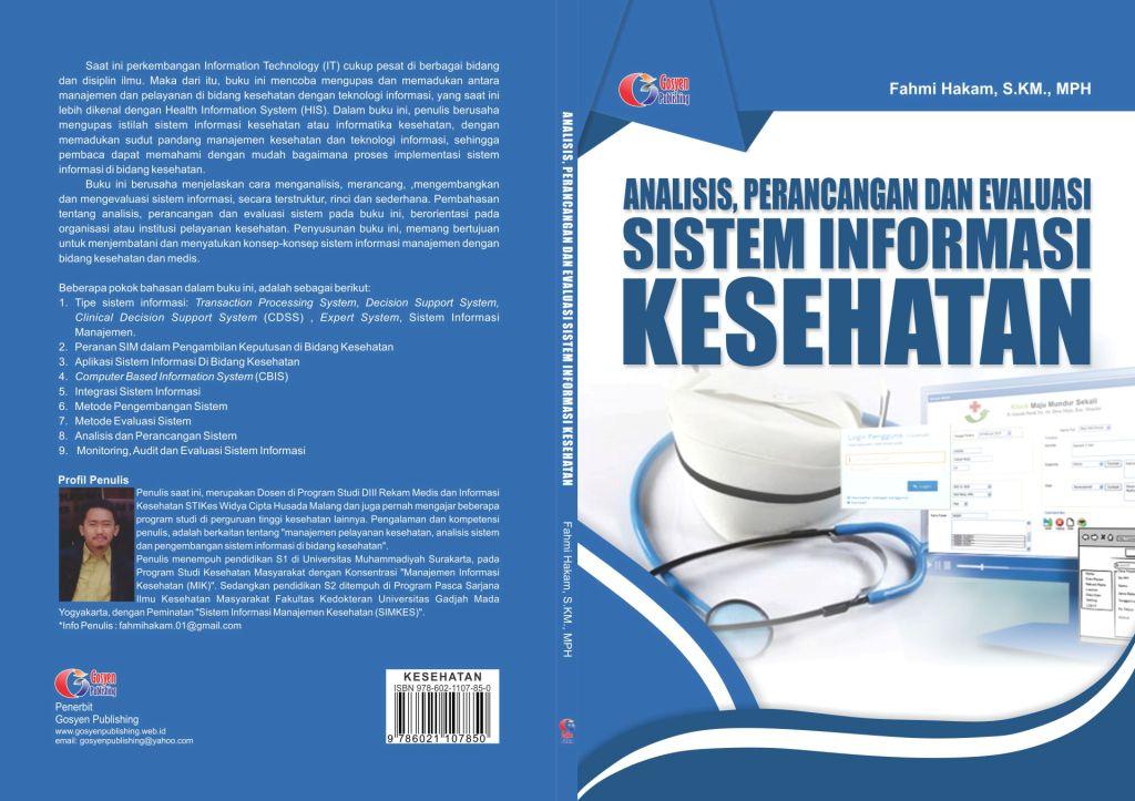 Fahmi Hakam Buku Analisis Perancangan Dan Evaluasi