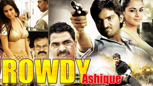 Rowdy Ashique 2015 Hindi Dubbed 720p HDRip 999mb
