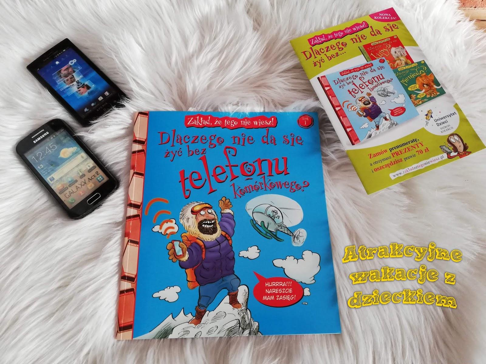 Edipresse i blog atrakcyjne wakacje z dzieckiem