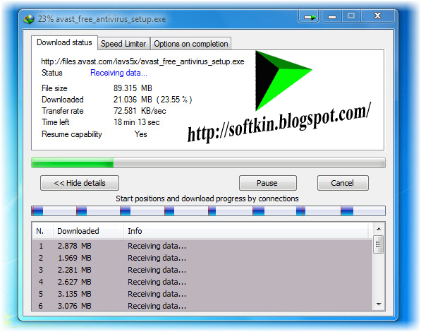 download manager pc windows 7