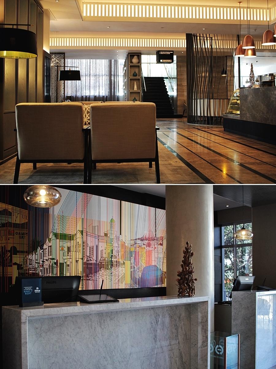 hilton hotel reiseblog