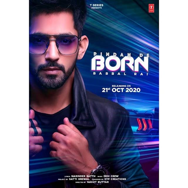 Song Lyrics : Pindan De Born by Babbal Rai