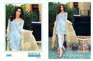 Shree Fab Mariya b lawn Collection 3 pakistani Suits