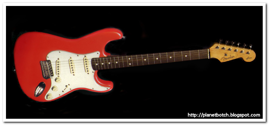 1982 Squier JV Series Stratocaster