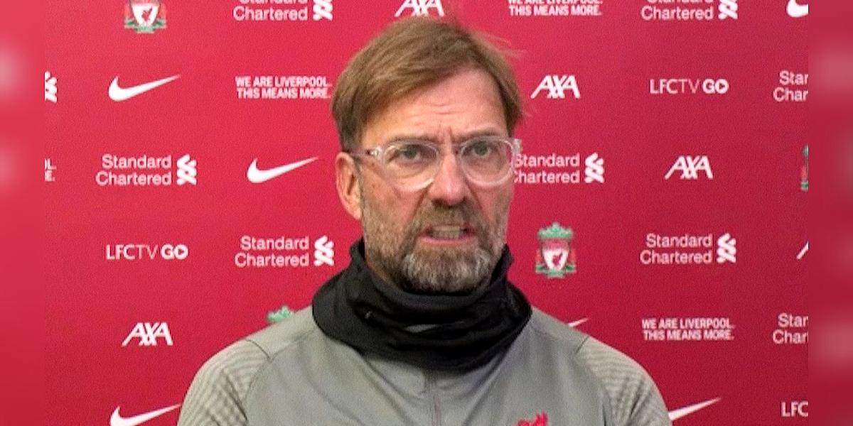 Jurgen Klopp previews Merseyside derby
