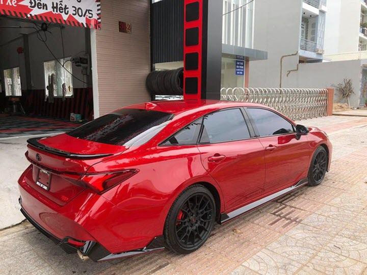 Toyota Avalon TRD 2020 bất ngờ xuất hiện tại Việt Nam