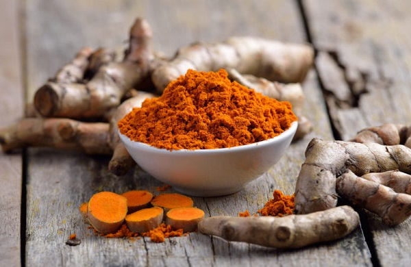 What are the benefits of turmeric and ginger to relieve