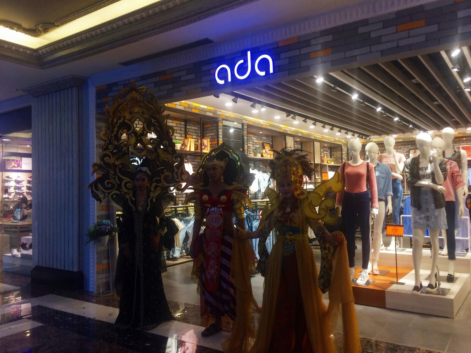 Belanja Baju Gratis di Grand Opening Store Ke-3 Ada Buti Jogja
