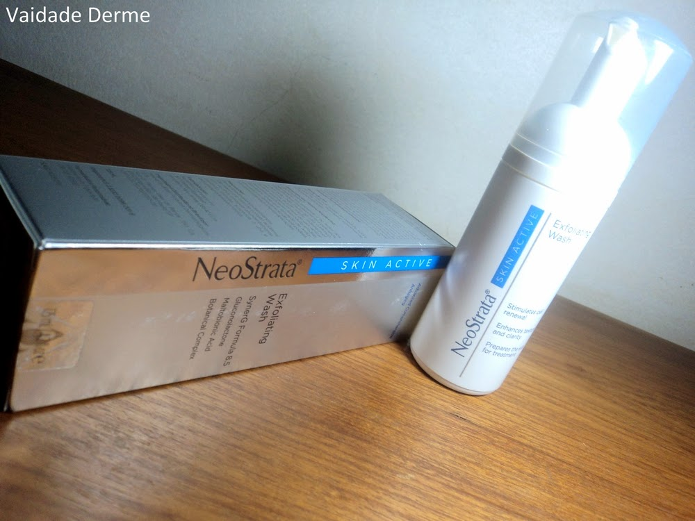 Skin Active Exfoliating Wash da Neostrata