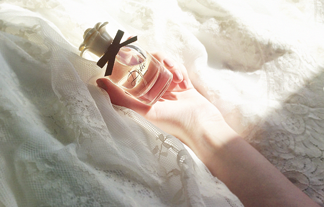 Aimerose Rasa Virviciute Dolce and Gabbana Dolce perfume fragrance blog review