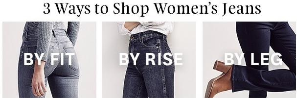 Fit, Rise, Leg