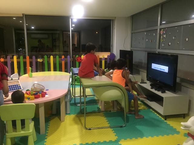 çocuk oyun alanı olan mekanlar