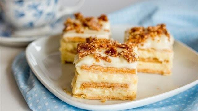 Вкусный творожный тортик без выпечки