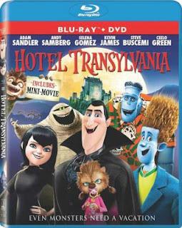 Hotel Transylvania (2012) BluRay 1080p 1.8GB Hindi Dubbed AAC 2.0 ESub MKV