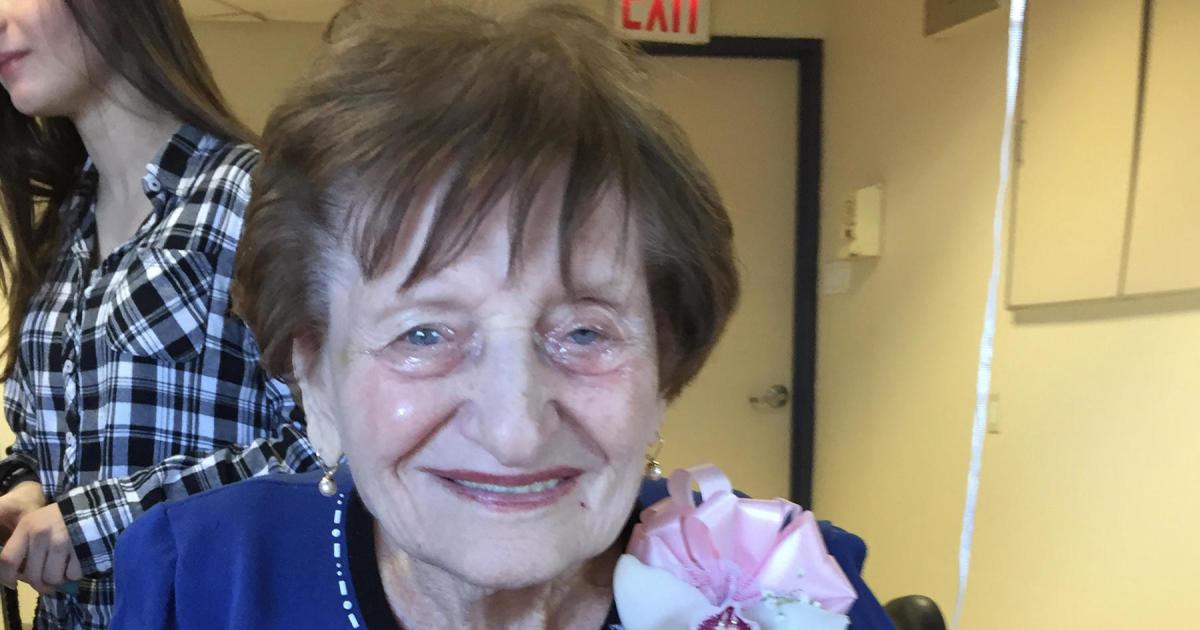 Mujer de 104 años vence al coronavirus