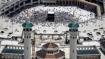 عاجل : رويترز تؤكد السعودية تقرر إقامة فريضة الحج لهذا العام بنسبة ٢٠٪ وعدم الغاءة