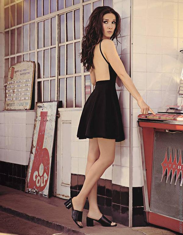 Sandalias de moda 2018 Lady Stork 2018.