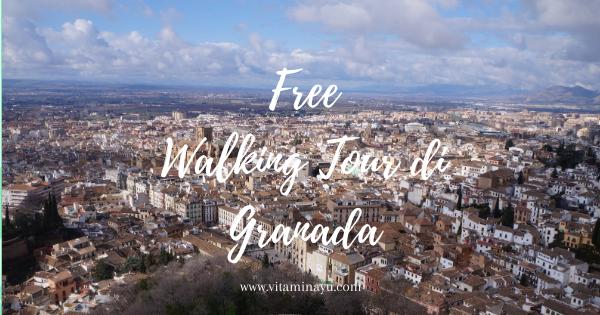 Granada Free Walking Tour