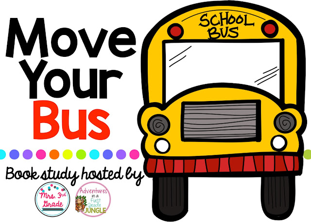 Move Your Bus book study is going to take place every Sunday in July!