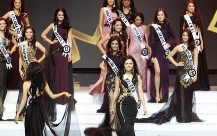 Pemilihan Putri Indonesia 2016, Ini 5 Besar Finalis Yang Melenggang