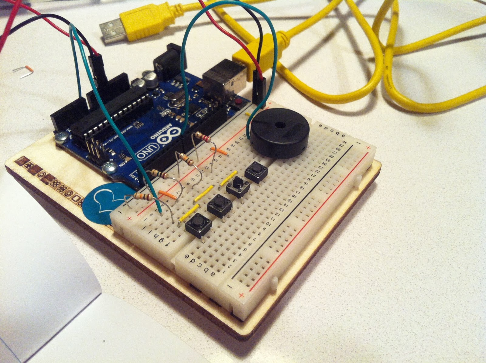 Digital Fabrication and Design: S100 - The Arduino Starter