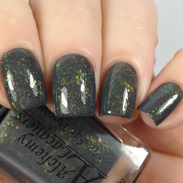 Alchemy Lacquers-Nicobar Pigeon