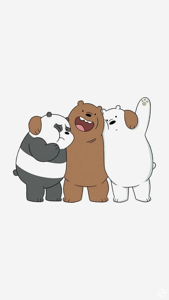 gambar we bare bears lucu