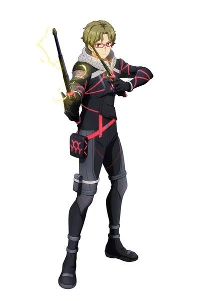 El anime Scarlet Nexus