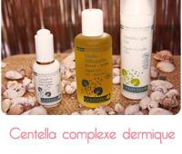 soin centella complexe dermique