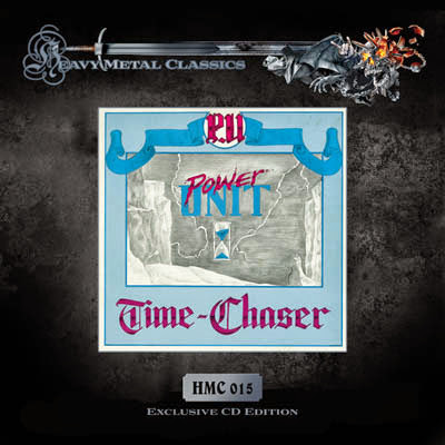 "Power Unit ""Time Chaser"" officially released"