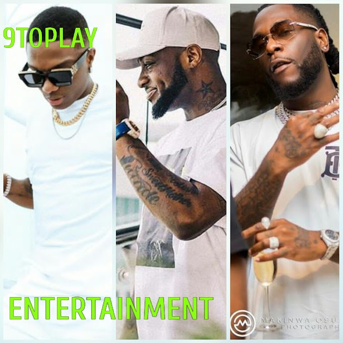 Let's Gist! Wizkid, Davido & Burna Boy – Which Celebrity Do You Defend Like You're Getting Paid For It?o