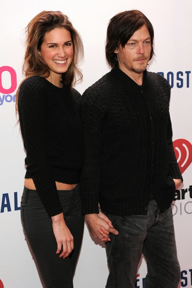 Is Norman Reedus Dating Cecilia Singley? Why a Woman ...