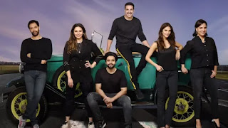Film 'BellBottom' start shooting in agust, starcast akshay kumar, lara dutta, vaani kapoor, huma quraishi