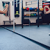 Know The Secrets Of Working Out In Front Of Large Wall Mirrors