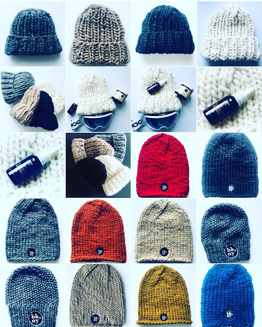 ciepłe czapki z wełny BK,NY
