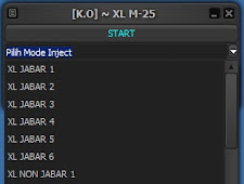 Inject [K.O] ~ XL M-25