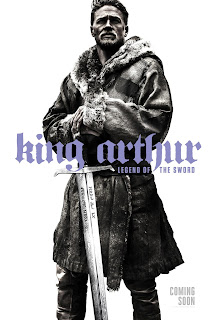King Arthur: Legend of the Sword - Poster & Trailer