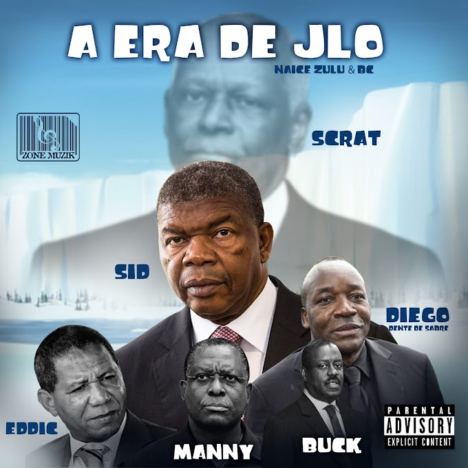 Naice Zulo & BC Feat. Maureo -  Fora da Cela (Prod by DH)
