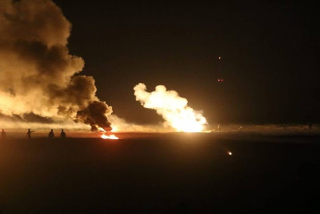 4 شهداء برصاص الاحتلال شرق دير البلح بقطاع غزة
