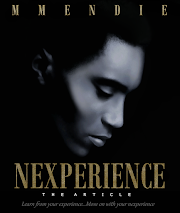 NEXPERIENCE - An article by: VICTOR MMENDIE