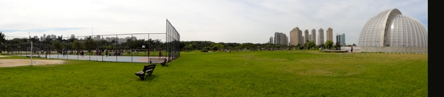 Parque Villa-Lobos - Orquidário Ruth Cardoso
