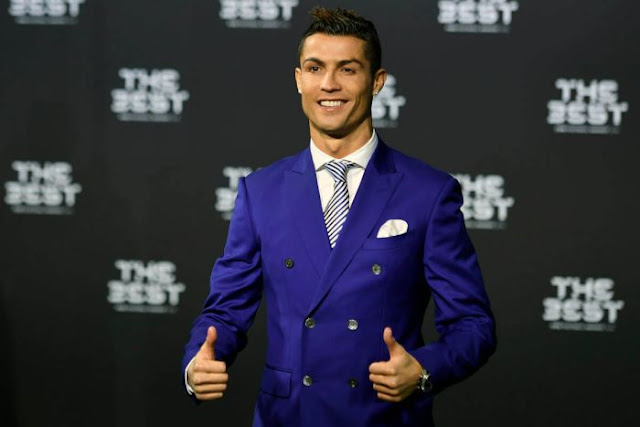 I'm The Best Player In The History Of Football – Ronaldo Declares