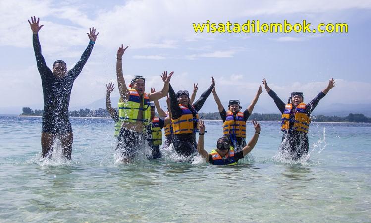 Objek Wisata Gili Nanggu Lombok