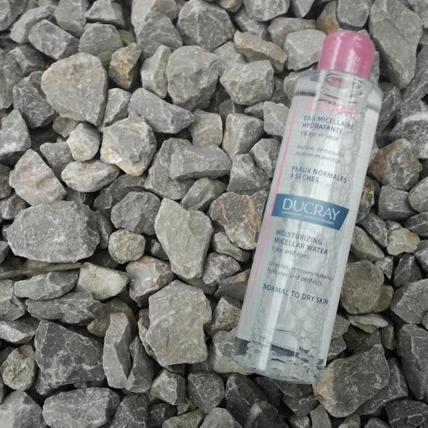 Ducray Ictyane - nawilżająca woda micelarna