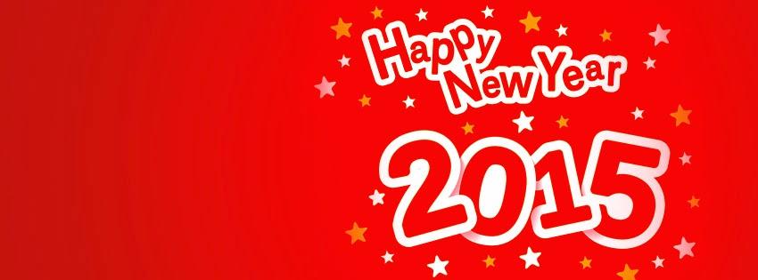 Ảnh bìa Facebook chúc mừng năm mới Tết 2015