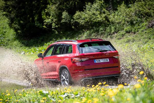 Škoda Kodiaq 2022 ganha facelift e versão esportiva - fotos e detalhes