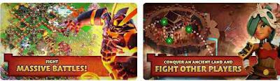 Game Mirip Clash Royale - Samurai Siege