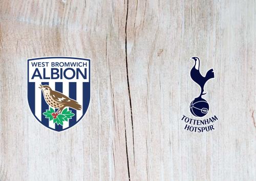 West Bromwich Albion vs Tottenham Hotspur -Highlights 08 November 2020