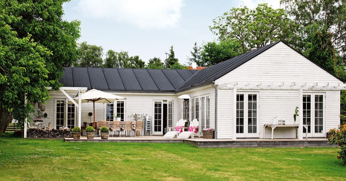 Sommerhus i Danmark - Anette Willemine